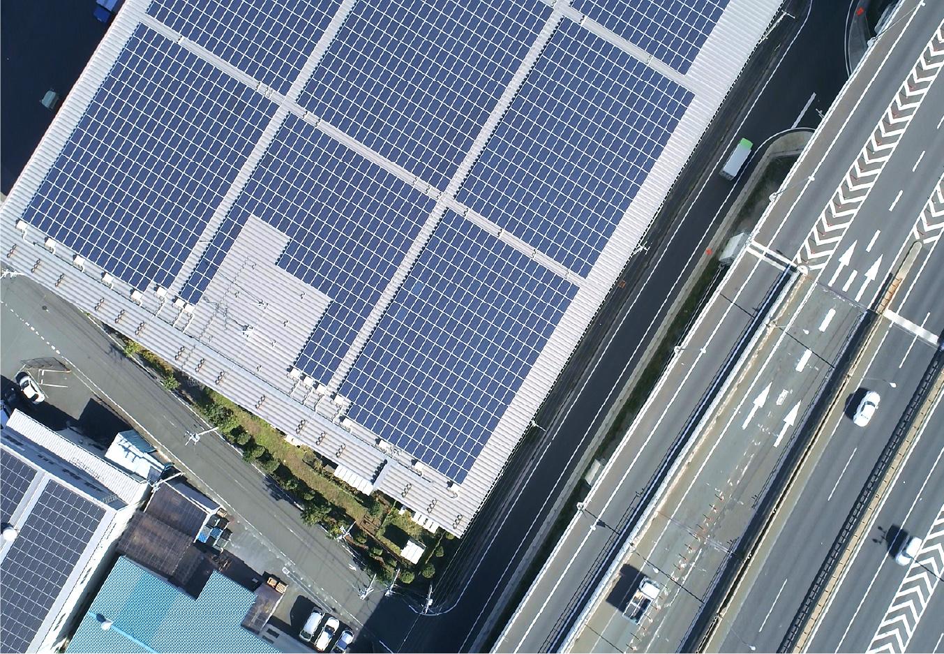 産業用自家消費型太陽光発電